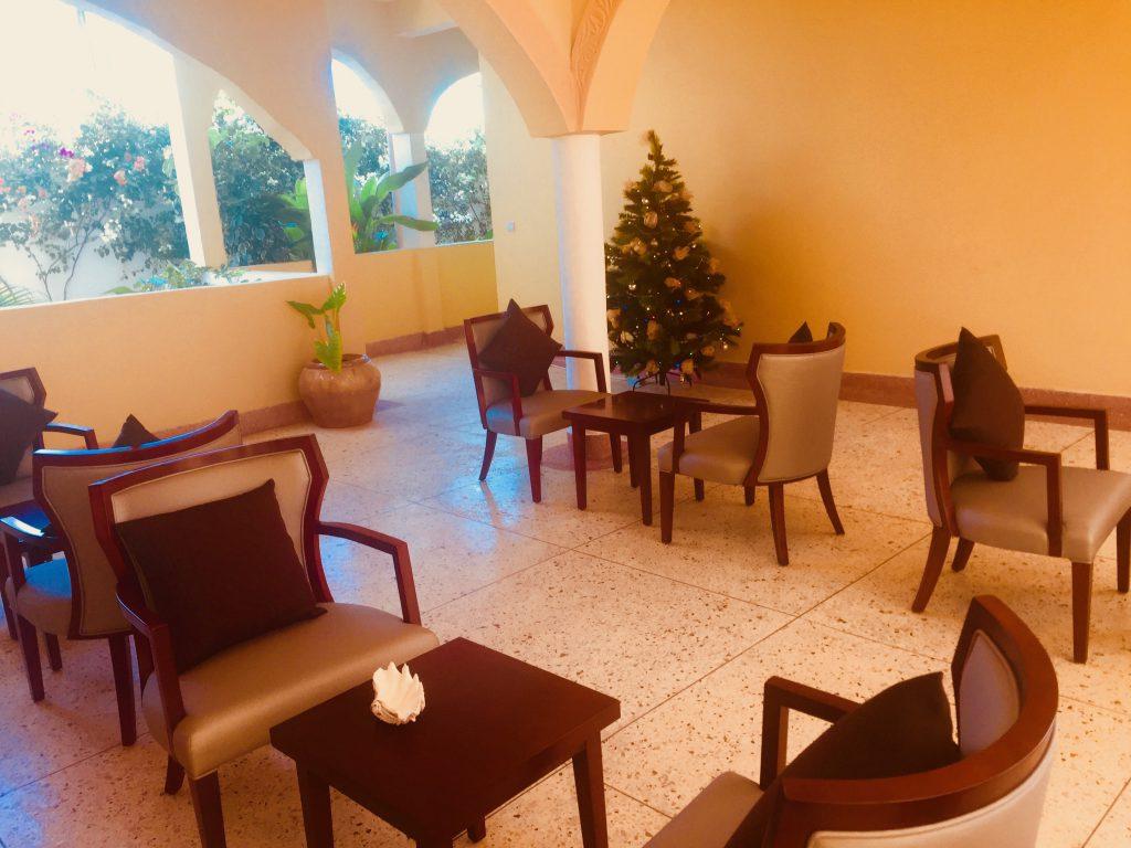 Mandhari Villa - Lounge