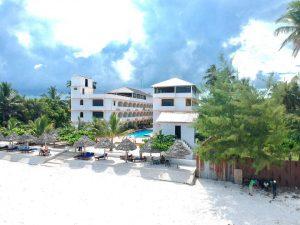 Mandhari Villa Beachview