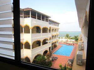 Mandhari Villa 3rd floor pool