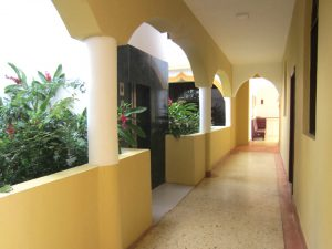 Mandhari Villa elevator